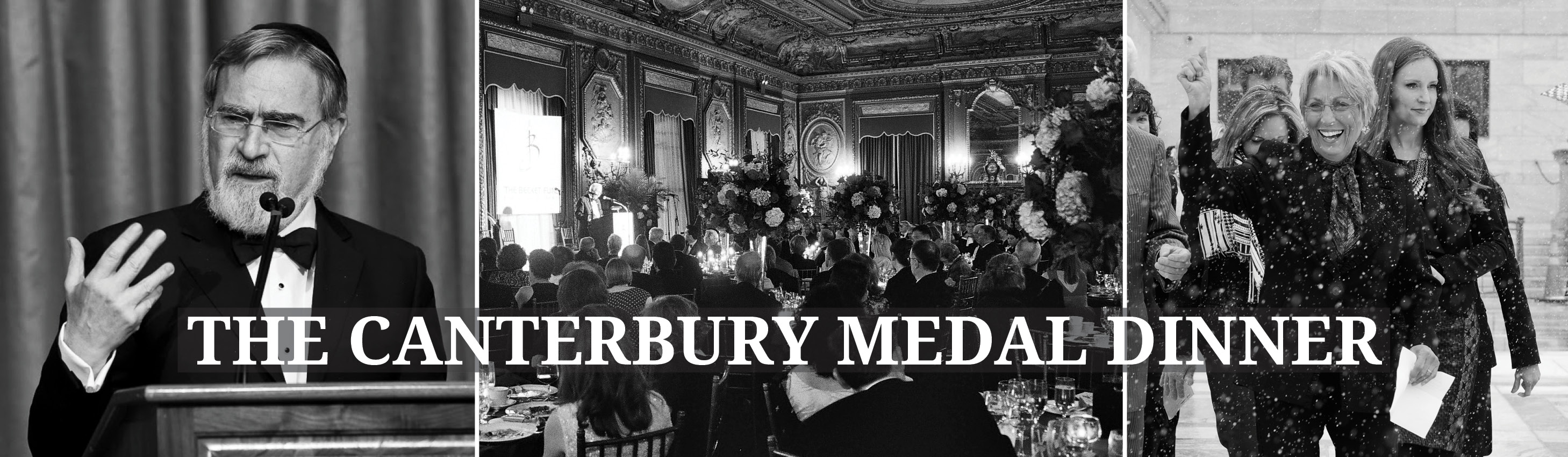 The Canterbury Medal Dinner